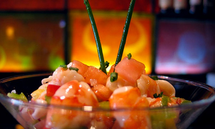 Ibiza Tapas Wine Bar - Smith's Ferry: Spanish Dinner with Tapas and Dessert for Two or Four at Ibiza Tapas Wine Bar (Up to 53% Off)