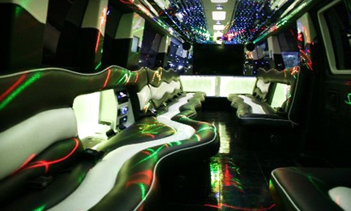 Ozarks Limo - Webster Park/Shady Dell: Two-Hour Party-Limo Ride for Up to 18 People from Ozarks Limo (Up to 59% Off). Two Options Available.