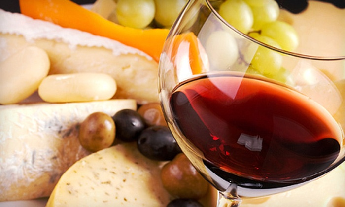 Linganore Winecellars - 18, Woodville: Acoustic Soul Event on August 24, or Wine and Cheese Pairing for Two or Four at Linganore Winecellars (Up to 53% Off)