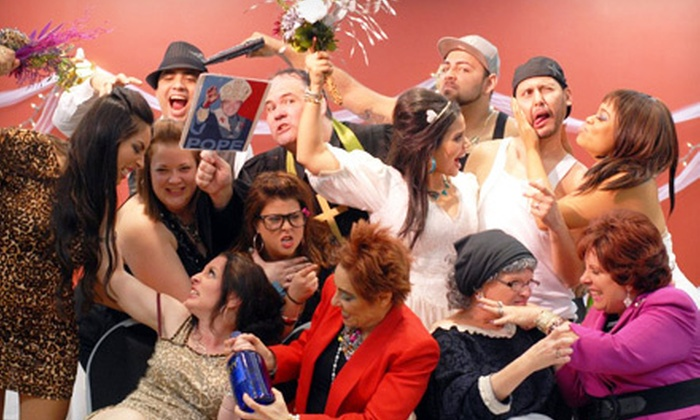 "Joey & Maria's Comedy Italian Wedding - Coral Springs Center for the Arts: $31 for ""Joey & Maria's Comedy Italian Wedding"" and Three-Course Dinner at Coral Springs Center for the Arts ($62 Value)"