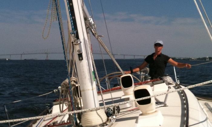 Seaaffinity, Inc - SeaAffinity, Inc: $150 for $300 Worth of Sailing — SeaAffinity, Inc