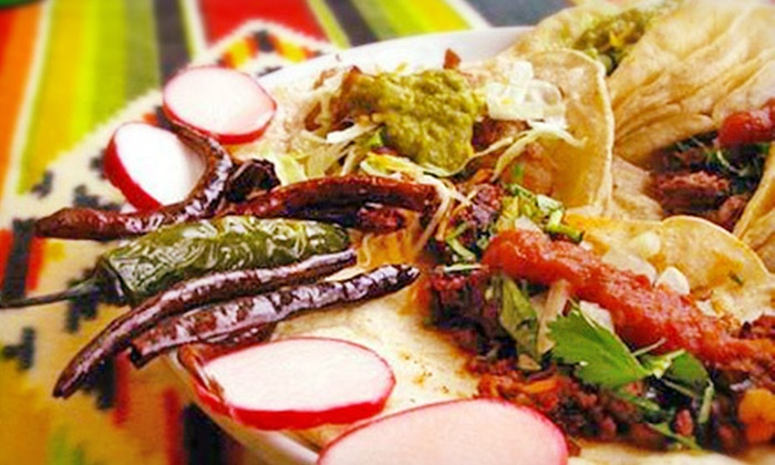 Habaneros Mexican Restaurant Oshkosh - Oshkosh: $15 for $30 Worth of Mexican Food and Drinks at Habaneros Mexican Restaurant