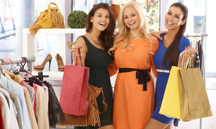 Second Hand Society - Multiple Locations: $10 for $20 Groupon — Second Hand Society
