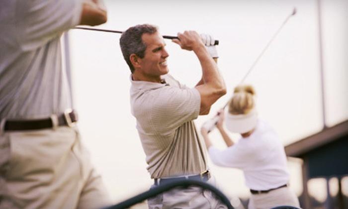 Arizona Golf Instructor - Mesa: Five 30- or 60-Minute Golf Lessons from Arizona Golf Instructor (Up to 84% Off)