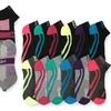 HEAD Women's Moisture-Wicking Socks (12-Pack)