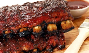 Robinson's 1 Ribs-Lincoln Park: $6 for $10 Worth of Barbecue, Sandwiches, Cajun and Wraps at Robinson's No. 1 Ribs