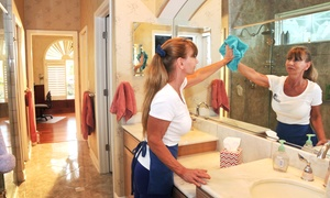 Coast to Coast Maids : Two or Four Hours of Home Cleaning from Coast to Coast Maids (Up to 46% Off)