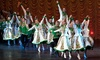National Dance Company of Siberia - Mayo Performing Arts Center: National Dance Company of Siberia on Friday, October 23 at 8 p.m.
