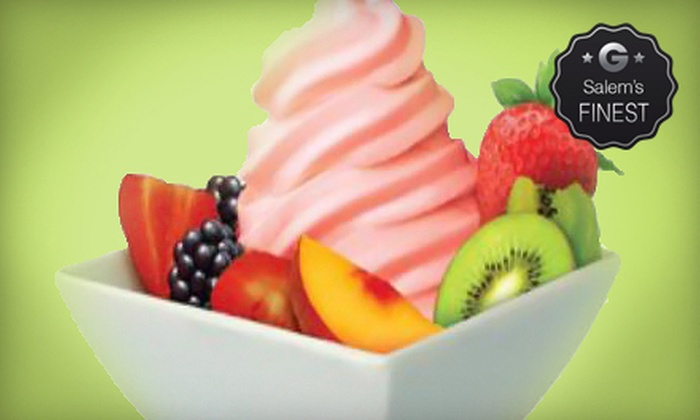 Limeberry Frozen Yogurt - Multiple Locations: Five Frozen-Yogurt Servings or $5 for $10 Worth of Frozen Yogurt at Limeberry Frozen Yogurt. Four Locations Available.