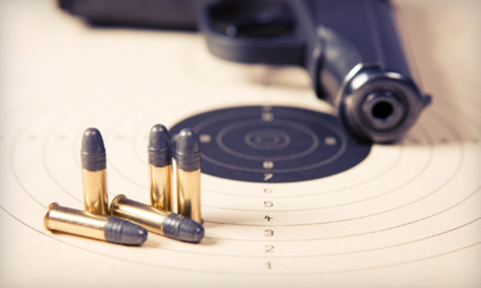 MMTA Firearms Training Academy - Multiple Locations: Four-Hour, Multi-State Concealed-Handgun Class for One or Two at MMTA Firearms Training Academy (Half Off)