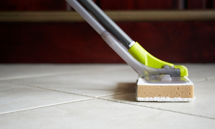 Atlantic Oceans Inc. - Charlotte: Tile and Grout Cleaning for 200 or 400 Square Feet from Atlantic Oceans Inc. (50% Off)