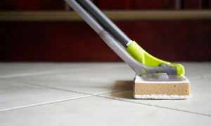 GCS Carpet Tile and Grout Cleaning: Tile and Grout Cleaning for Up to 750 Sq. Ft. from GCS Carpet Cleaning (Up to 68% Off). Three Options Available.