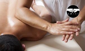 SDS Fisio Center (Roma): 3 o 5 massaggi (sconto fino a 83%)