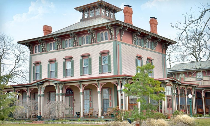 The Southern Mansion - Cape May, NJ: Two-Night Stay for Two at The Southern Mansion in Cape May, NJ