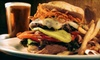 The Dusty Boot Steakhouse & Saloon - Multiple Locations: $10 for $20 Worth of Steaks, Burgers, Salads, and Sandwiches at The Dusty Boot Steakhouse & Saloon