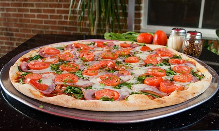 $12 for $20 Worth of NY Pizza, Pasta, and Fresh Subs at I Love NY Pizza