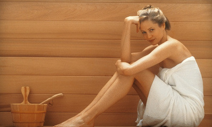 Lighted Path Wellness - Layton: 3, 5, or or 10 Infrared-Sauna Sessions at Lighted Path Therapeutic Spa (Up to 64% Off)