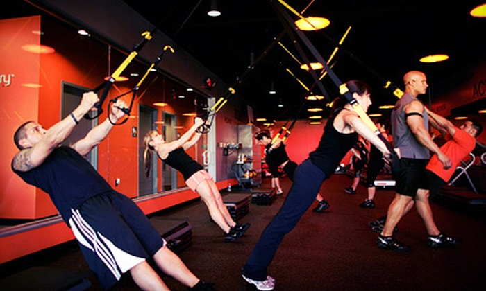 Orangetheory Fitness - Northeast Tampa: 4 or 10 Group Interval-Training Classes at Orangetheory Fitness (Up to 71% Off)