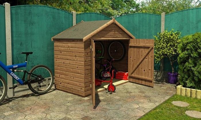 Garden Storage Or Bike Sheds ...