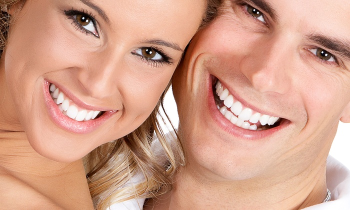 Dental Care 2000 Plus - Dental Care 2000 Plus, Omid Kashani, DDS: Dental Checkup, Teeth Whitening, or Both from Dental Care 2000 Plus (Up to 89% Off)