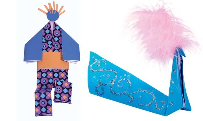 Creativity For Kids Origami Kit Groupon Goods