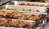 Mongolian Bar-B-Q Buffet - Chesterfield: Chinese Food for Dinner or Lunch at Mongolian Bar-B-Que Buffet (Half Off)