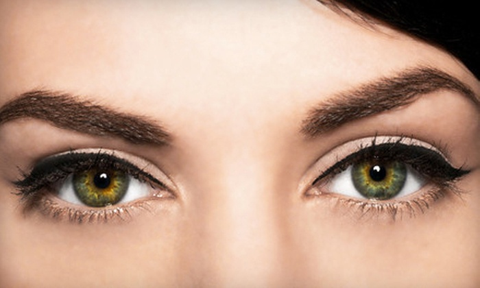 Primp and Go - Albuquerque: Brow Waxing with Optional Retouch Session at Primp and Go (Up to 53% Off)
