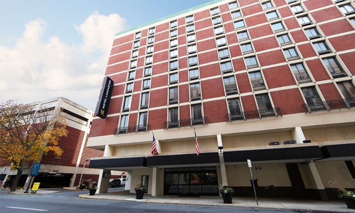 The Hotel Lancaster - Lancaster, PA: Stay at The Hotel Lancaster in Lancaster, PA. Dates Available into October.