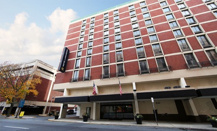 Stay at The Hotel Lancaster in Lancaster, PA. Dates Available into October.