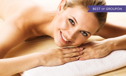 Up to 44% Off Massages and Facials