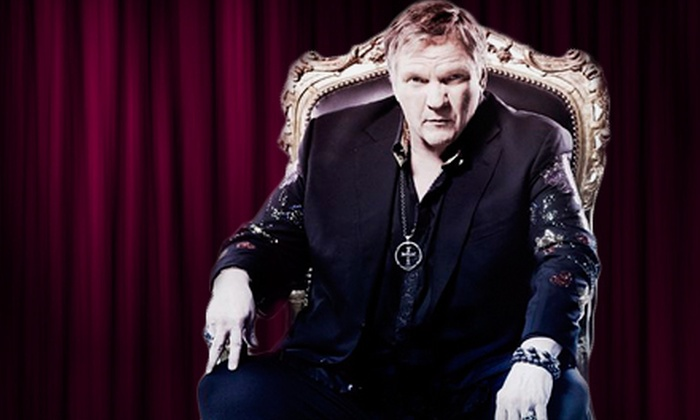 Meat Loaf's Mad Mad World Tour  - The Wiltern: One Ticket to See Meat Loaf's Mad Mad World Tour at The Wiltern on June 27 (Up to 64% Off). Two Options Available.