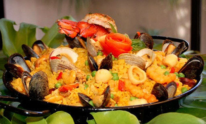Mango Bar & Grill - Minneapolis: Latin Fare for Lunch or Dinner at Mango Bar & Grill (Half Off)