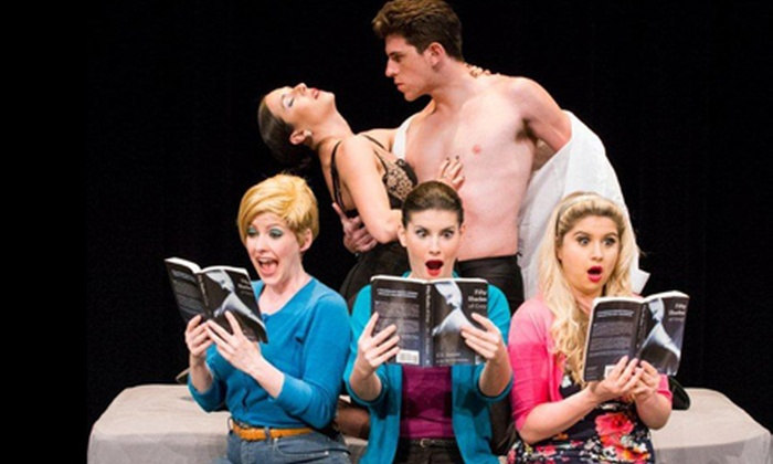 """""""50 Shades! The Musical"""" - Lakeland Center: """"50 Shades! The Musical"""" at The Lakeland Center on December 8 at 7 p.m. ($15 Off)"""