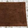 100% Cotton Reversible Bath Mat