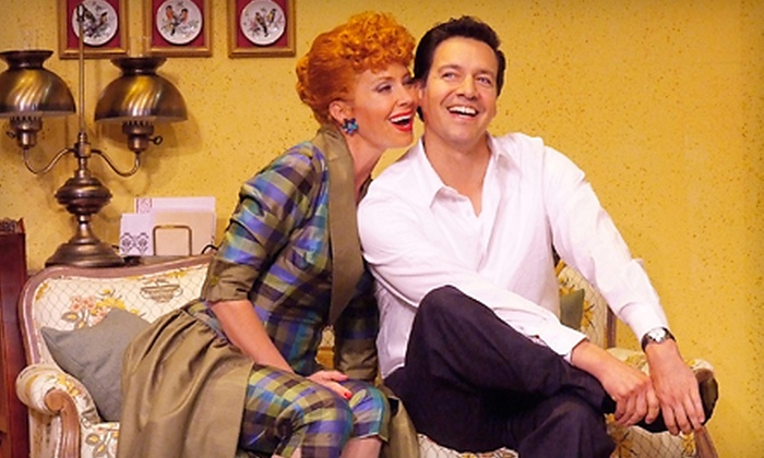 """I Love Lucy: Live on Stage"" - Harrah's Resort Atlantic City: ""I Love Lucy: Live on Stage"" at Harrah's Resort Atlantic City, July 17–August 4 (Up to $22 Off)"