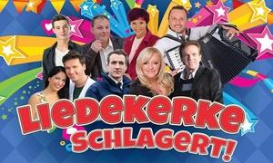 Dream Entertainment: Een ticket voor € 19,50 voor 'Liedekerke schlagert' op 23/09 met o.a. Sasha & Davy, Paul Severs én Jacky Lafon!