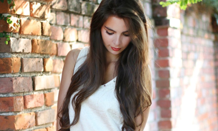 Nikki Fury - Brantley Hair Studio - Metairie: Cut, Partial Highlights, or Updo with Nikki Fury at Brantley Hair Studio (Up to 51% Off)
