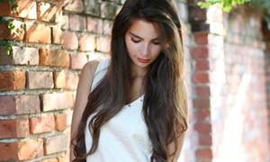 Nikki Fury - Brantley Hair Studio: Cut, Partial Highlights, or Updo with Nikki Fury at Brantley Hair Studio (Up to 51% Off)
