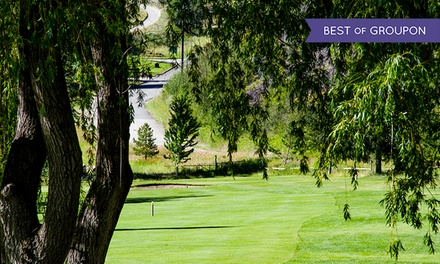 Golf for Two or Four with Cart and Range Balls at Twin Lakes Golf Course (Up to 45% Off)