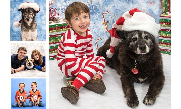 Pets & Their People Portraits - Denver: 30-Minute Pet Photo Shoot from Pets & Their People Portraits (49% Off)