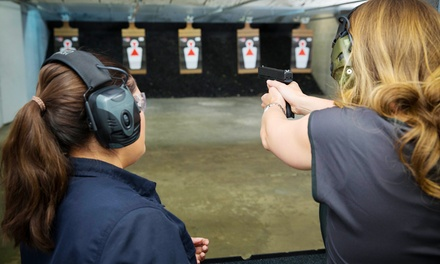 License-to-Carry Class for One or Two or New Shooter Class and LTC Class for One at Shoot Smart (Up to 55% Off)