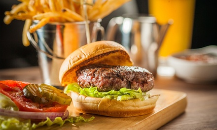 American Gastropub Food and Drinks for Two or Four or More, or Carryout at Biscayne Tavern (Up to 40% Off)