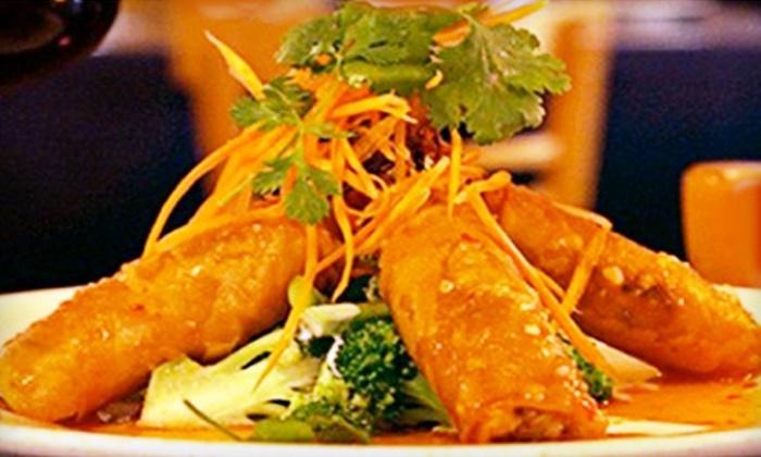 Thai House - North Burnet: $12 for $24 Worth of Thai Food at Thai House