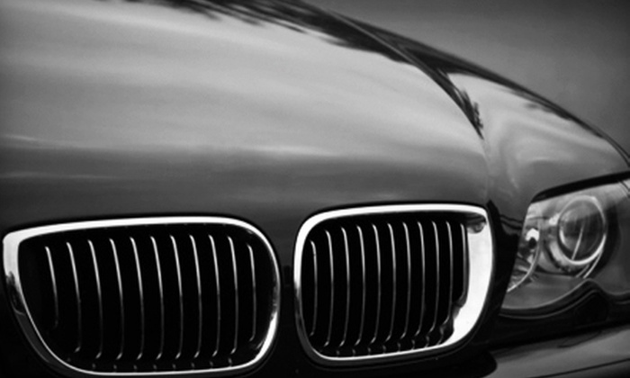 BMW of Escondido - Vineyard: $130 for an Interior and Exterior Auto Detail and One-Day BMW Loaner Car at BMW of Escondido ($290 Value)