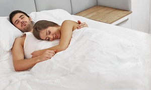 Maxim Sleep: One Twin, Full, Queen, or King Maxim Mattress ( 75% Off ). Eight Options Available.