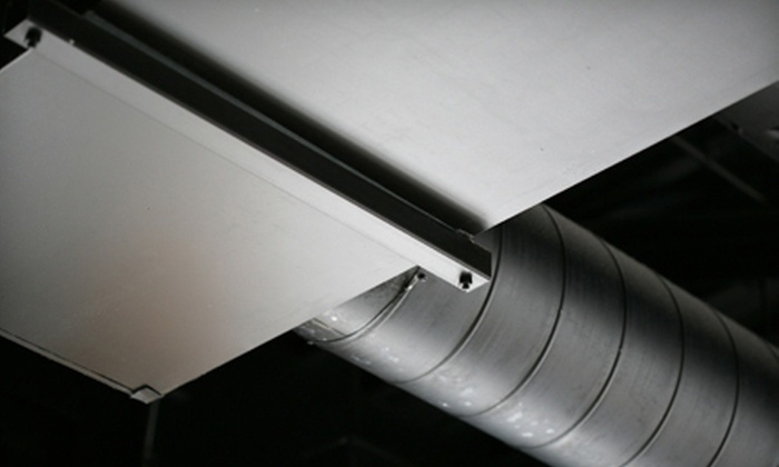 Exclusive Duct - Forest Heights: $99 for Air-Duct Cleaning for Up to 10 Vents from Exclusive Duct ($349 Value)