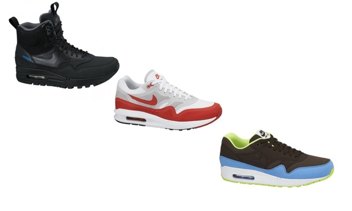 brand new d8052 02706 Baskets Nike Air Max | Groupon Shopping