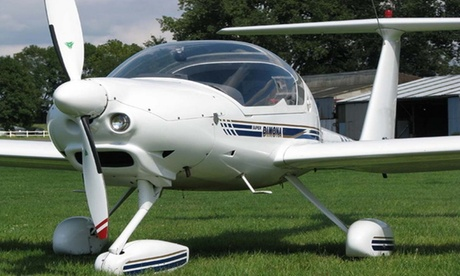 Experience: Flying Experience and Membership For just: £89.0