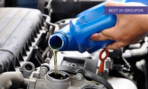 Fletcher's Tire & Auto Service: One or Two Oil Change Packages at Fletcher's Tire & Auto Service (Up to 73% Off)