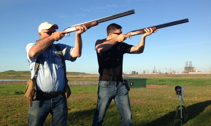 Trap Shooting Lesson for One, Two, or Four at Martinez Gun Club (Up to 70% Off)